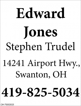 Swanton OH Financial Advisor